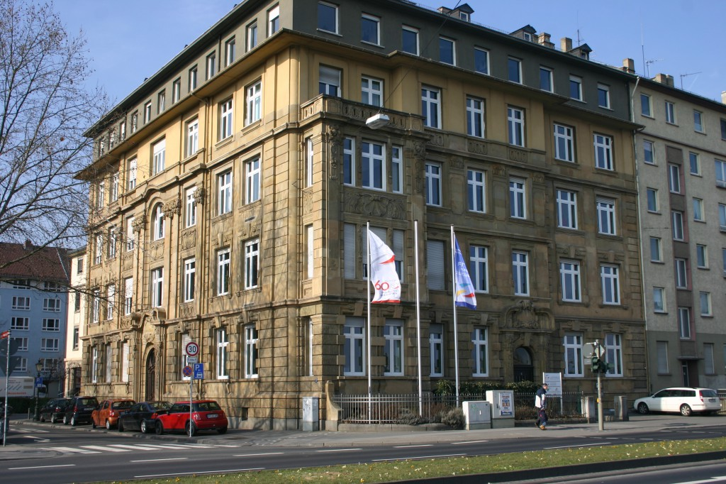 Haus des Sports Mainz